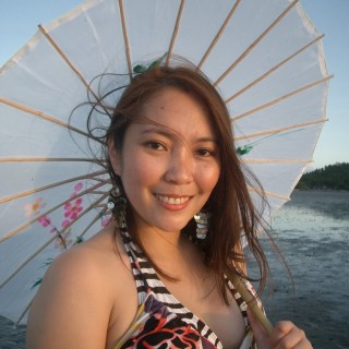 Sunset Goddess in Samar