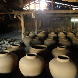 Pagburnayan Pottery  & the Vigan Market