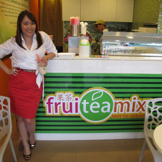 Fruiteamix in Greenhills, San Juan