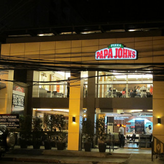 Papa John's Pizza in Greenhills, San Juan