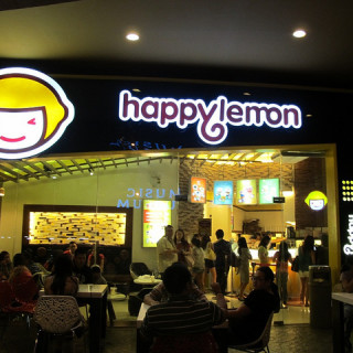 Happy Lemon in Manila!