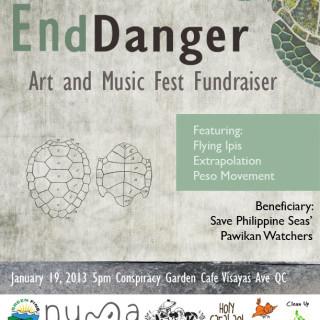 EndDanger: An Arts & Music Fundraiser
