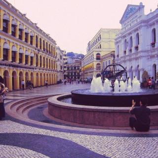 Classic and Historic Macau Part 2: Senado Square & St. Paul's Ruins