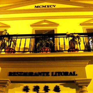 Restaurante Litoral,  Nighttime Macau & Venetian Macao Shoppes