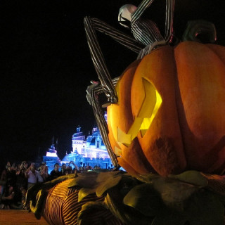 HK Disneyland: Halloween Parade